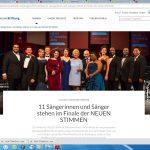 Neue Stimmen- 2015- fotos 11 semi-finalistas